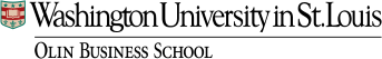 Washington University in St. Louis | Olin Business School