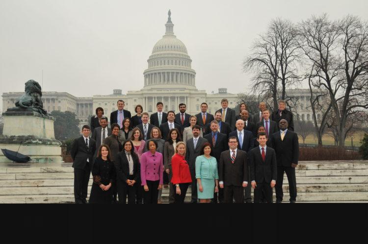 Brookings Legis Fellows