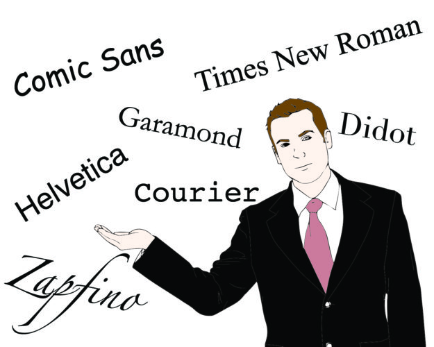 Best & worst fonts for resumes - Olin BlogOlin Blog