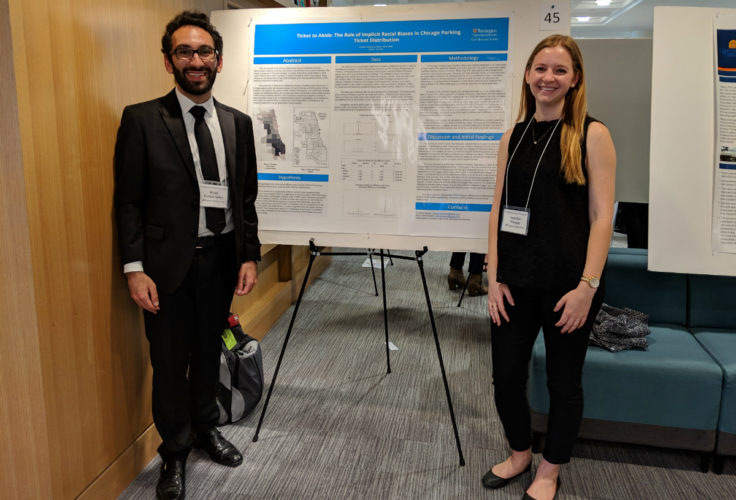 Annelise Morgan and Ryan Farhat-Sabet, BSBA